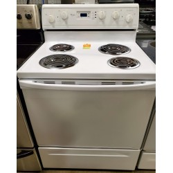 WHIRLPOOL Electric Coil Top...