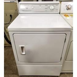 """AMANA 27""""W Electric Dryer"""