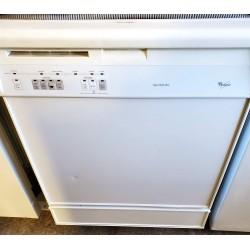 Whirlpool White Dishwasher