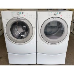Whirlpool Front Load Washer...