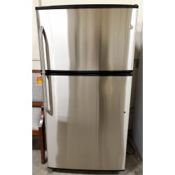 GE 21 cu.ft Stainless...