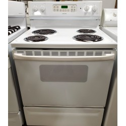 Hotpoint Coil Top Range