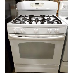 GE Gas Convection Range